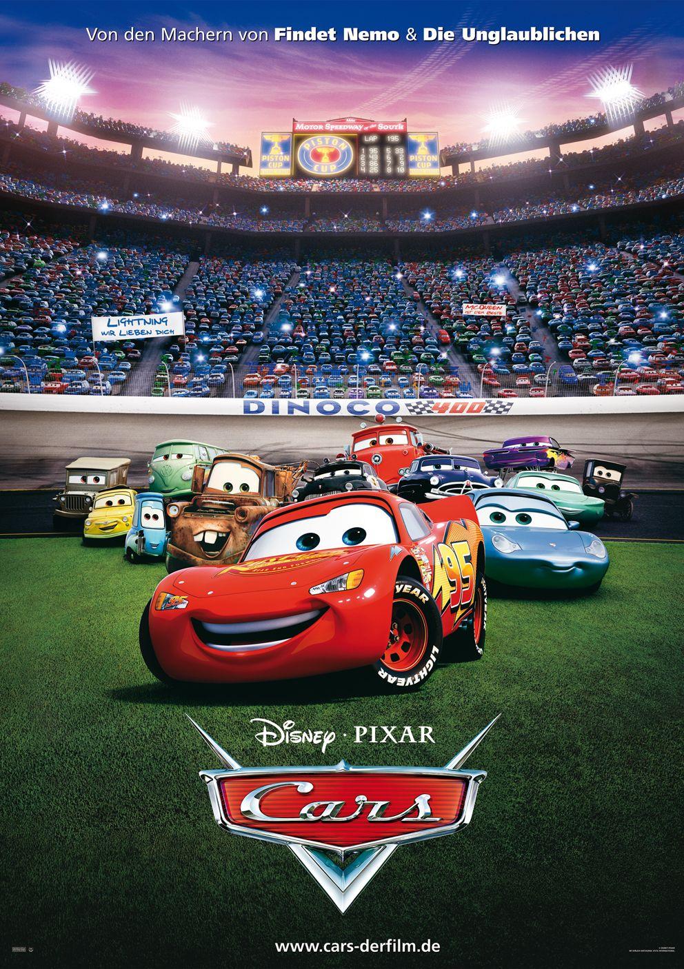 постер Тачки 2,Cars 2