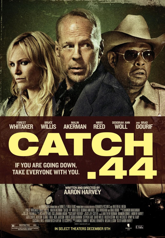 постер Наживка. 44,Catch .44