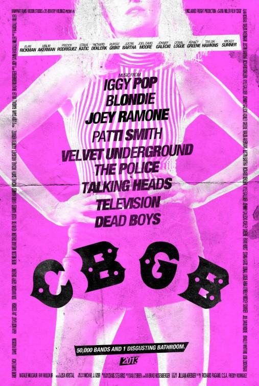 постер Клуб «CBGB»,CBGB