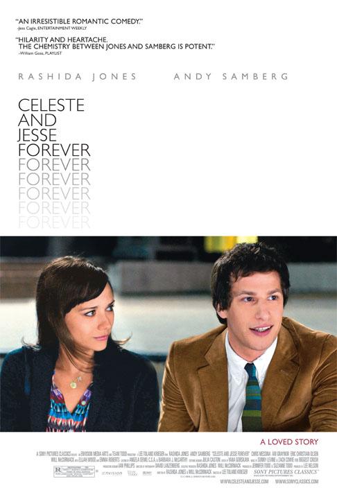 постер Селеста и Джесси навеки,Celeste and Jesse Forever
