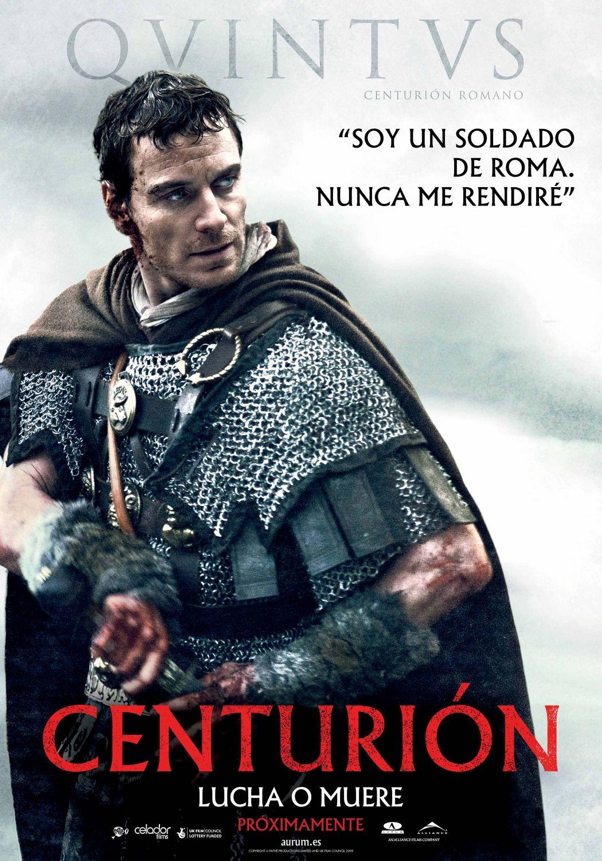 постер Центурион, Centurion