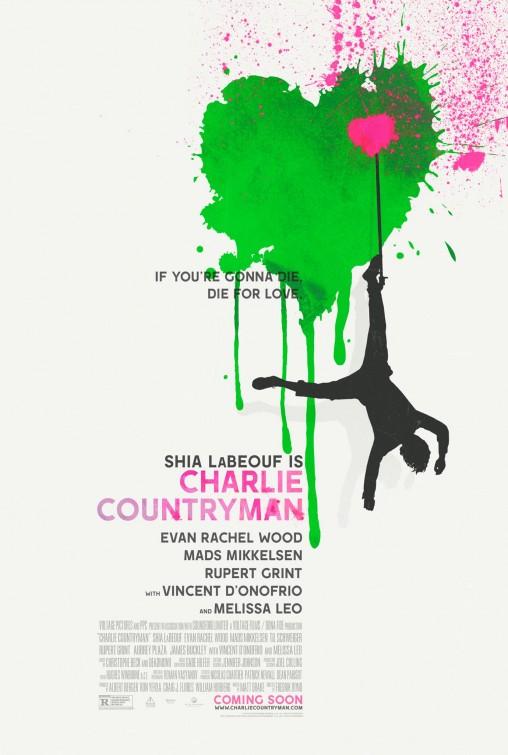 постер Опасная иллюзия,Charlie Countryman