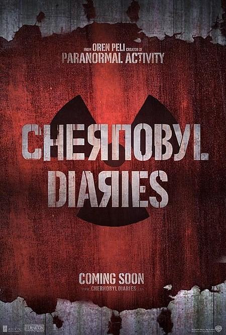 постер Запретная зона/Припять,Chernobyl Diaries