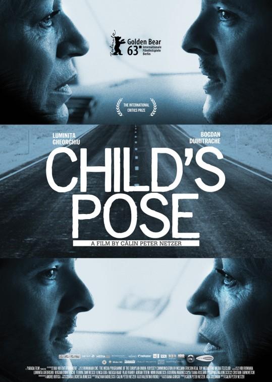 постер Поза ребенка,Child's Pose