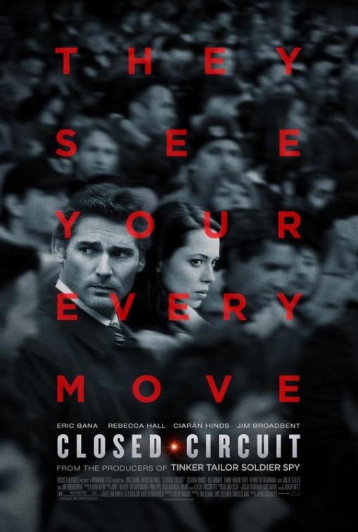 постер Замкнутая цепь,Closed Circuit