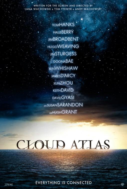 постер Облачный атлас,Cloud Atlas