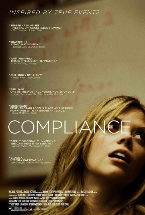 постер Эксперимент «Повиновение»,Compliance