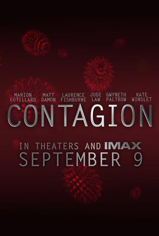 постер Зараза,Contagion