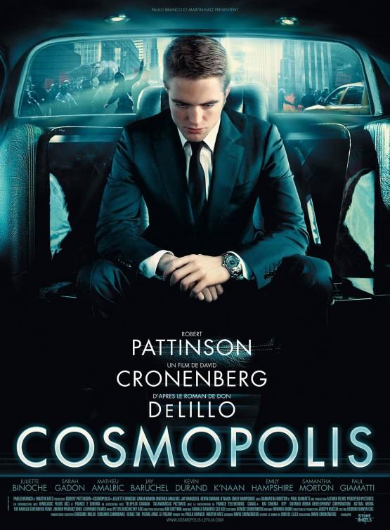 постер Космополис,Cosmopolis
