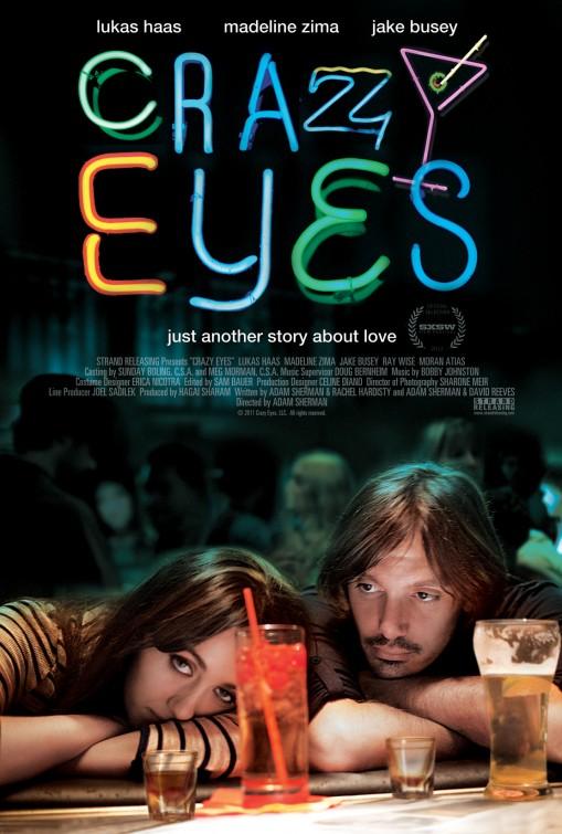 постер Бешеные глаза,Crazy Eyes