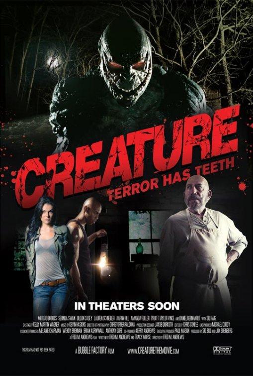постер Существо,Creature