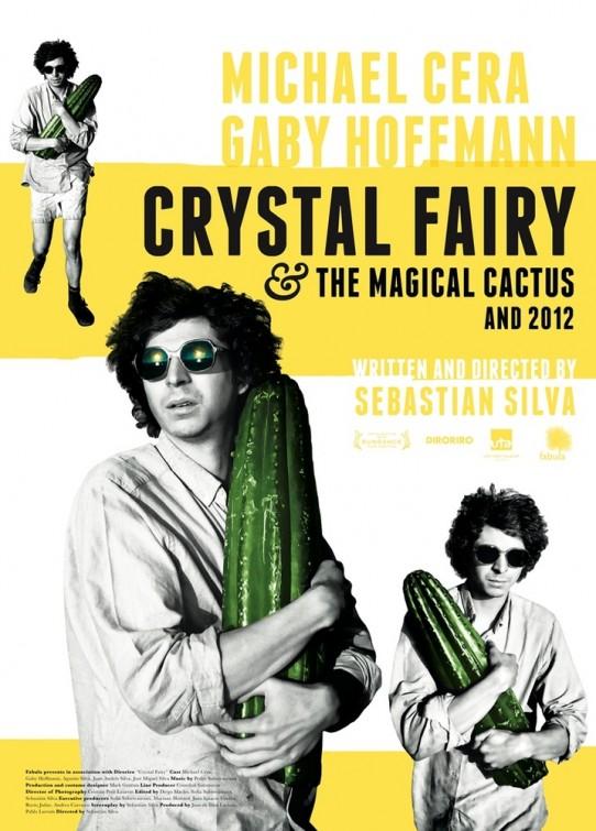 постер Кристал Фэйри,Crystal Fairy