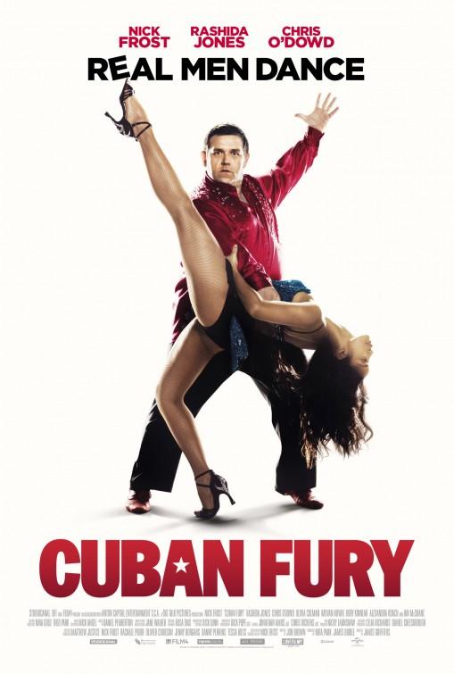 постер Танцуй отсюда!,Cuban Fury