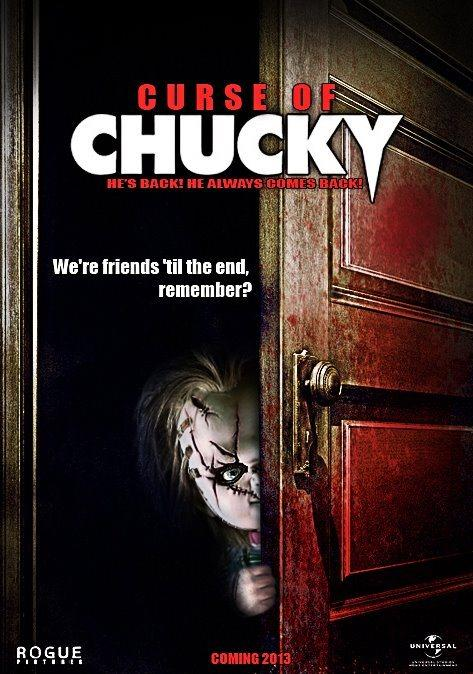 постер Проклятие Чаки,Curse of Chucky