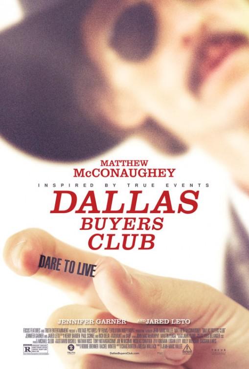 постер Далласский клуб покупателей,Dallas Buyers Club