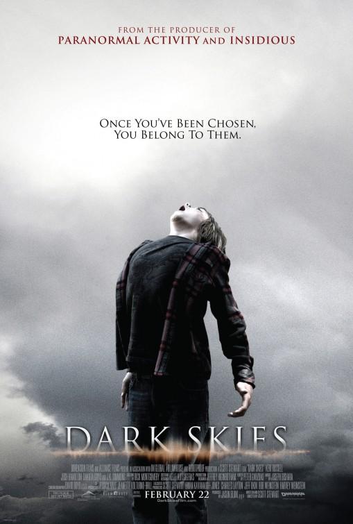 постер Мрачные небеса,Dark Skies