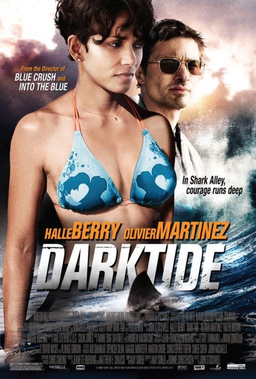 постер Темный прилив,Dark Tide
