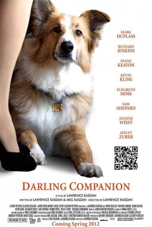 постер Самый близкий друг,Darling Companion