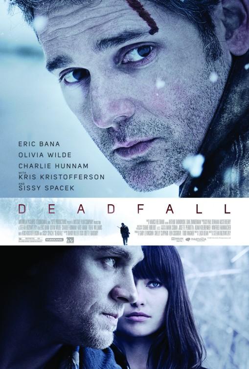 постер Черный дрозд,Deadfall