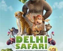 Братва из джунглей (Delhi Safari)