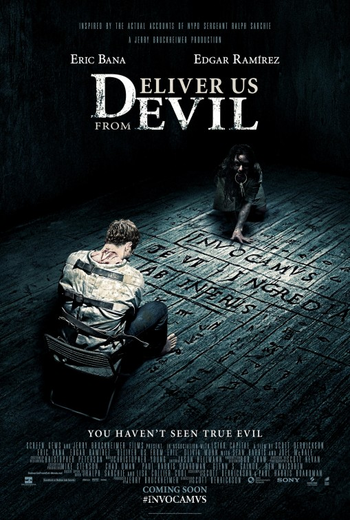 постер Избави нас от лукавого,Deliver Us from Evil (2014)