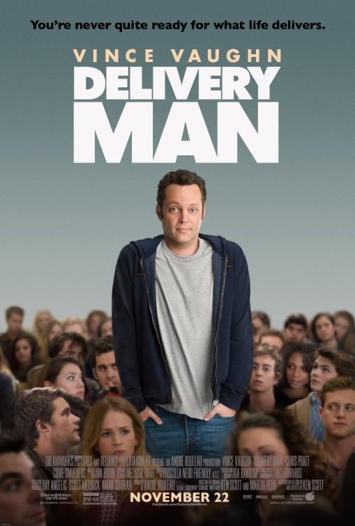 постер Отец-молодец,Delivery Man
