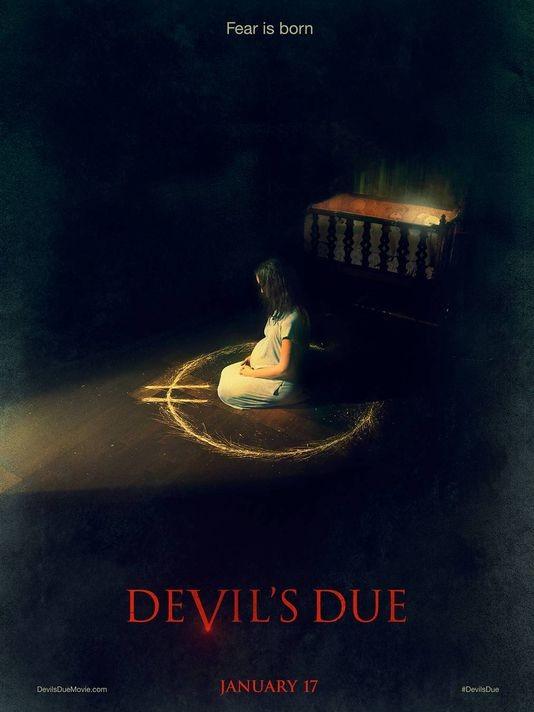 постер Пришествие Дьявола,Devil's Due