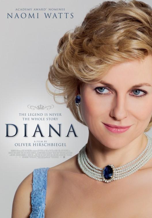 постер Диана: История любви,Diana