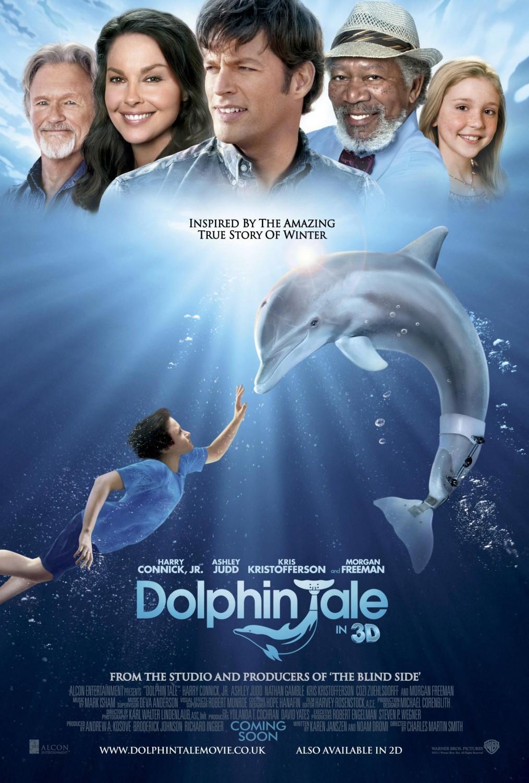постер История дельфина,Dolphin Tale
