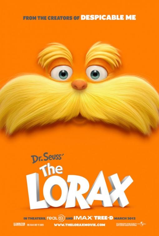 постер Лоракс,Dr. Seuss' The Lorax