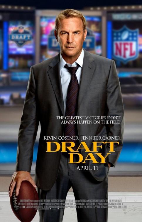 постер День драфта,Draft Day