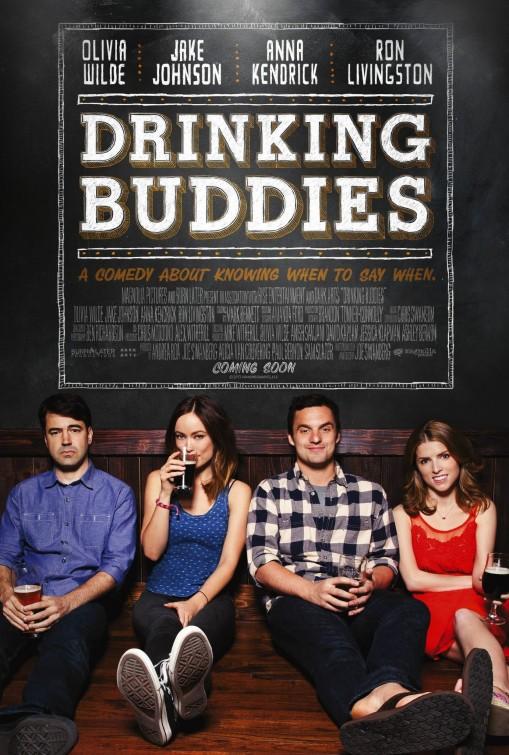 постер Собутыльники,Drinking Buddies