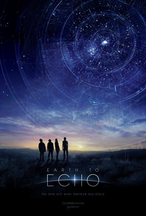 постер Эхо,Earth to Echo
