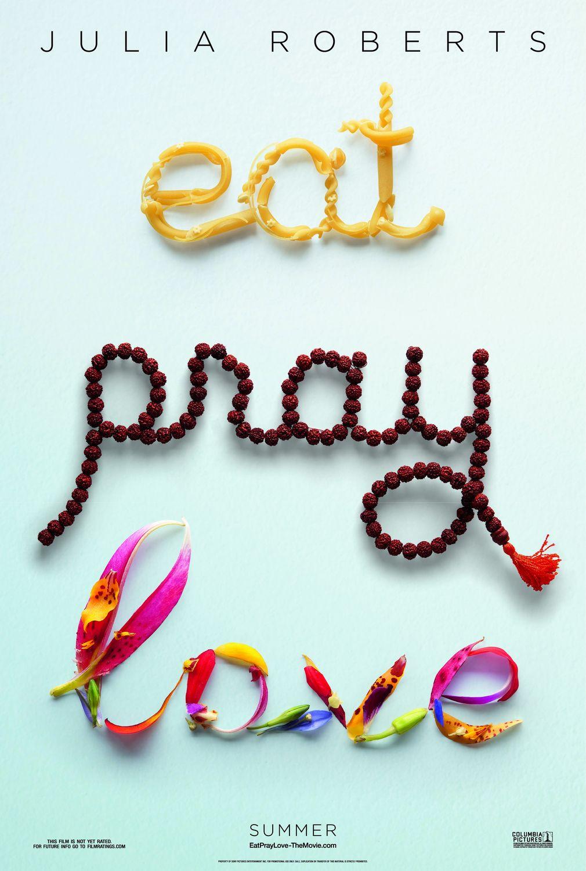 постер Ешь, молись, люби, Eat Pray Love