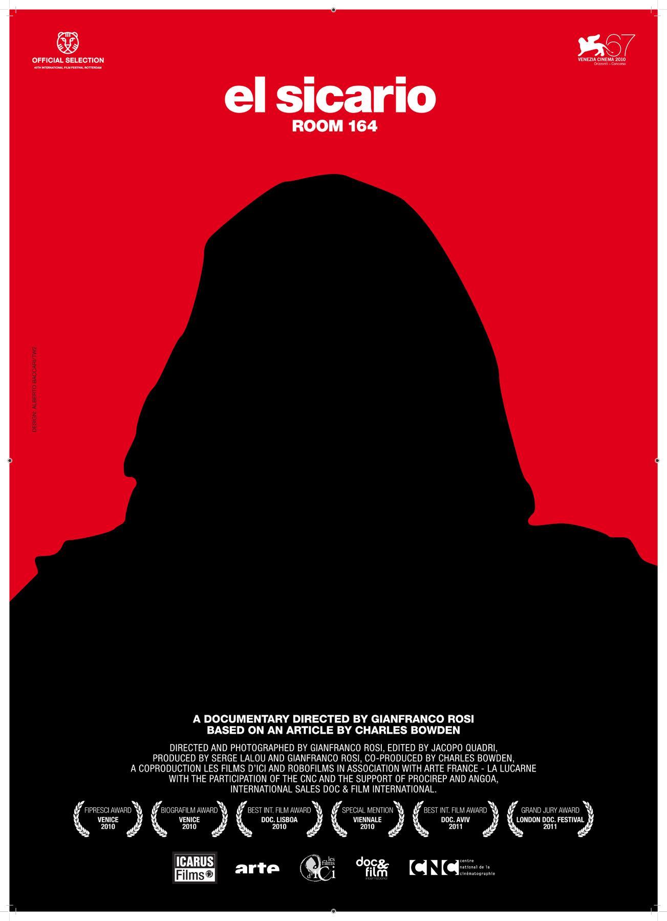 постер Наемный убийца: Комната 164,El Sicario, Room 164