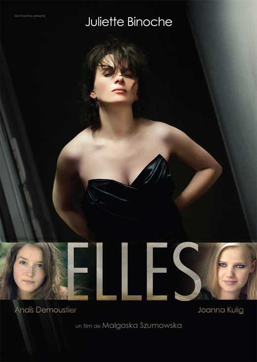 постер Откровения,Elles
