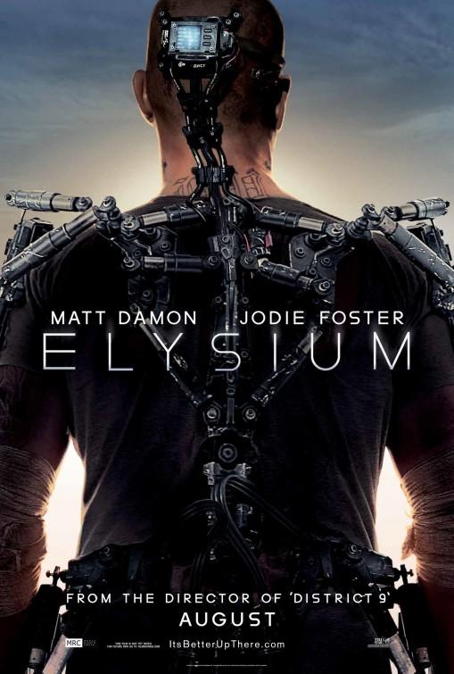 постер Элизиум,Elysium