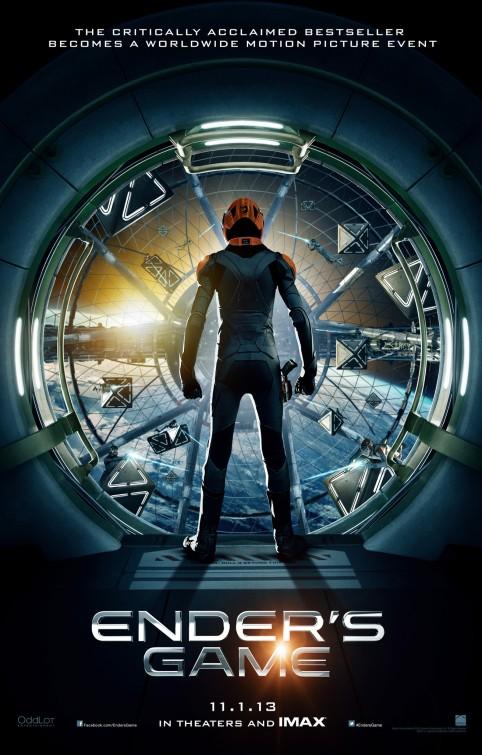 постер Игра Эндера,Ender's Game