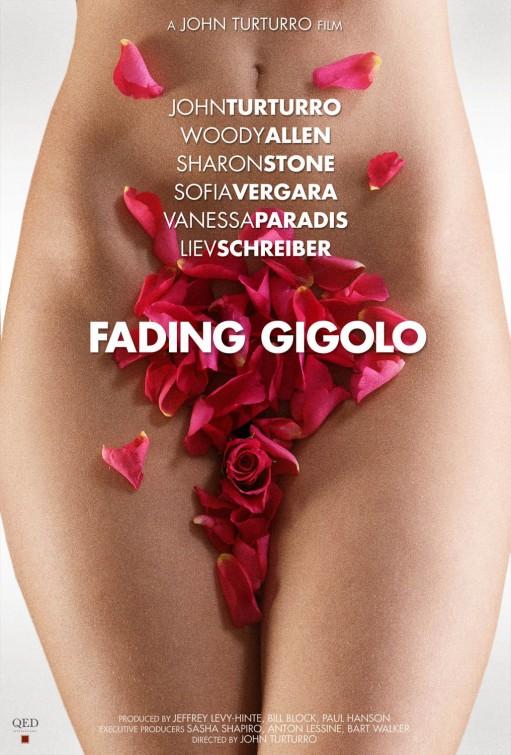 постер Под маской жиголо,Fading Gigolo