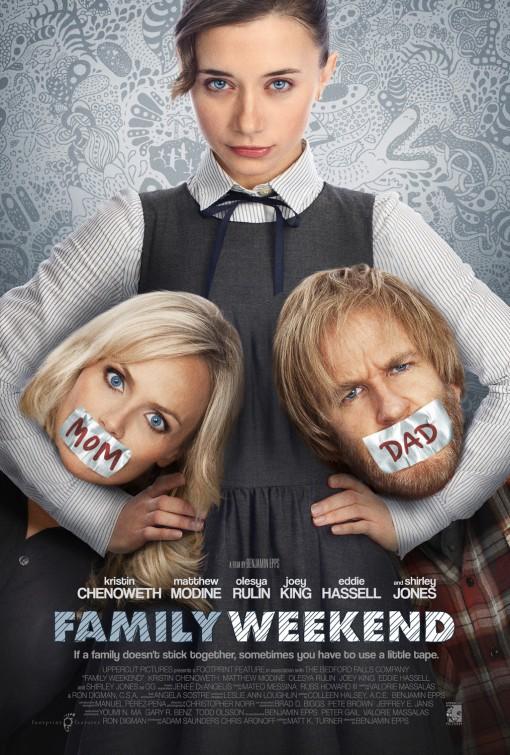 постер Семейный уик-энд,Family Weekend