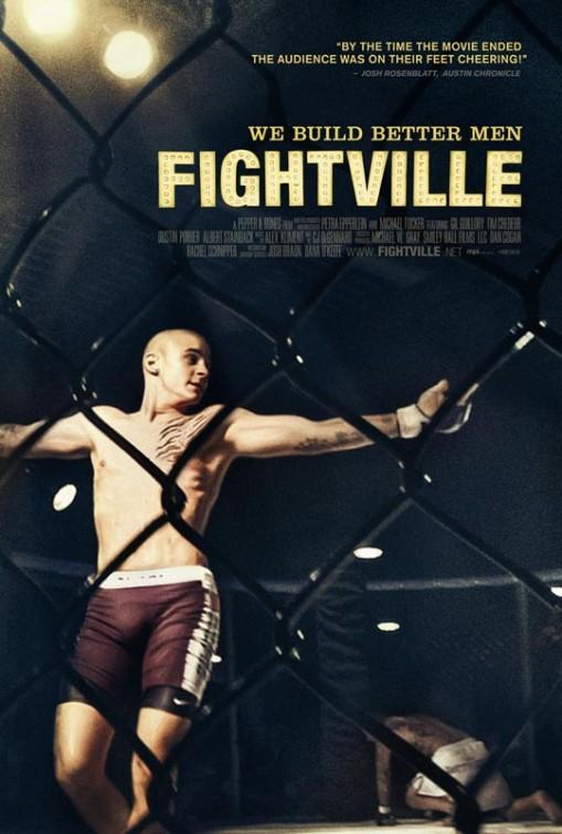 постер Дракавилль,Fightville