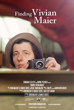 постер Finding Vivian Maier,Finding Vivian Maier