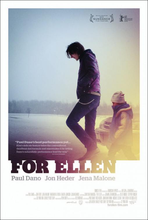 постер Для Эллен,For Ellen