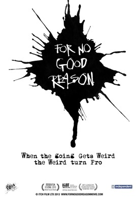 постер For No Good Reason,For No Good Reason