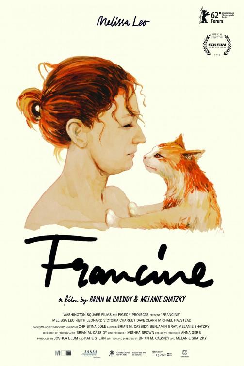постер Франсин,Francine