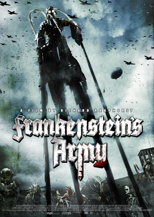 постер Армия Франкенштейна,Frankentstein's Army