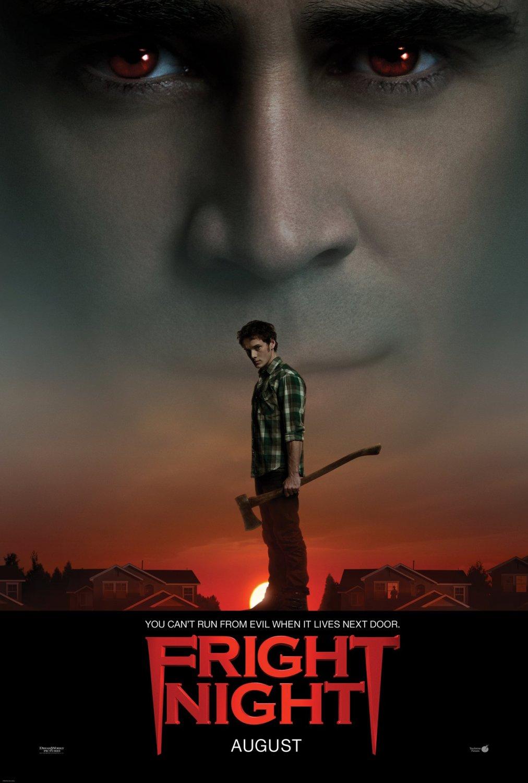 постер Ночь страха,Fright Night