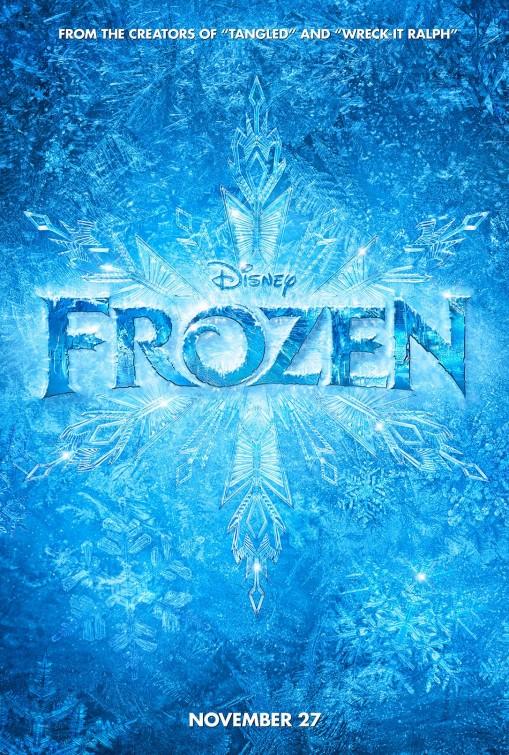 постер Холодное сердце,Frozen