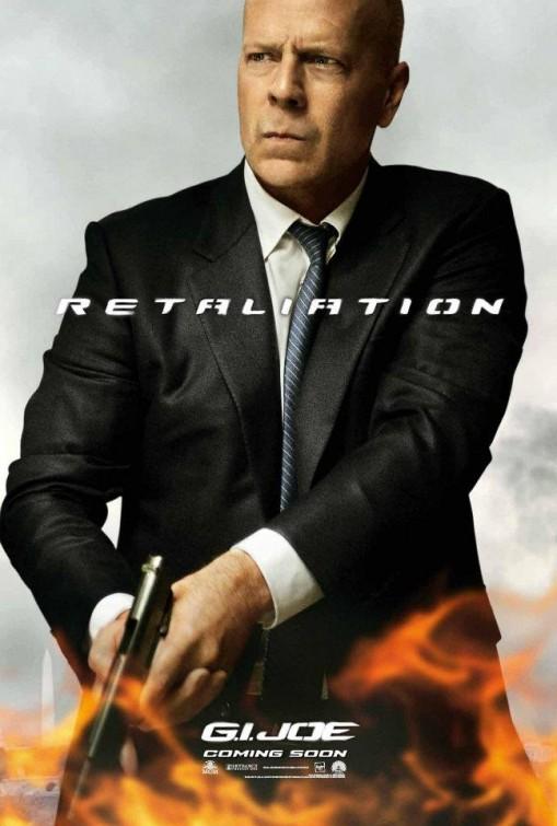 постер Бросок кобры: Возмездие,G.I. Joe: Retaliation