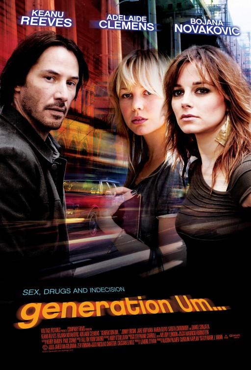 постер Трое в Нью-Йорке,Generation Um...